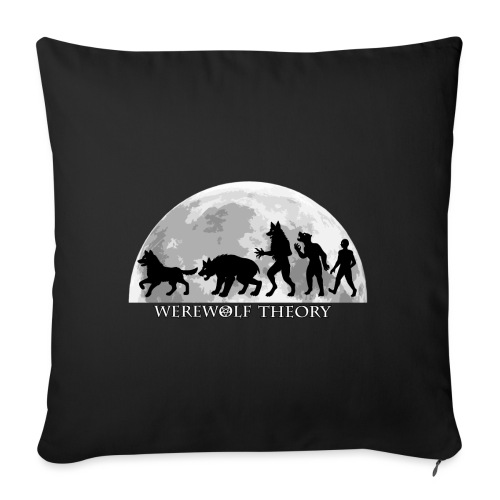 Werewolf Theory: The Change - Sofa pillowcase 17,3'' x 17,3'' (45 x 45 cm)