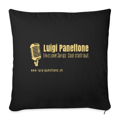 Luigi Panettone - Sofakissenbezug 44 x 44 cm