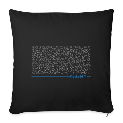 Phantom Collage // Kaskobi - Sofa pillowcase 17,3'' x 17,3'' (45 x 45 cm)