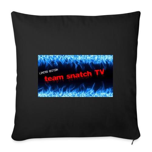 team snatch - Housse de coussin décorative 45x 45cm