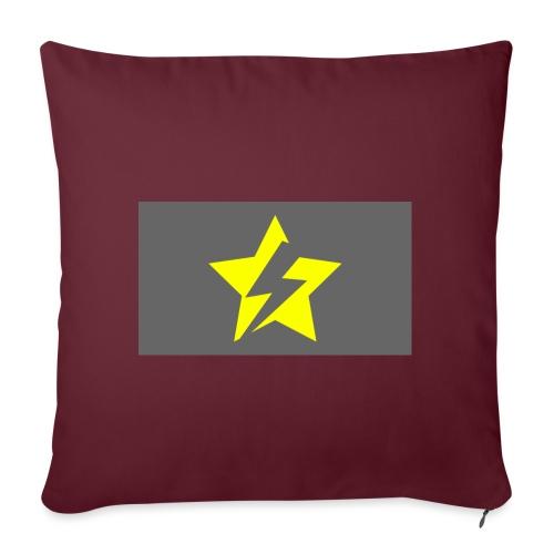 StarbreakerLPs Logo - Sofakissenbezug 44 x 44 cm