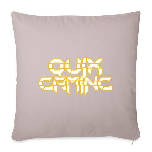 QuixGaming Simple Design - Pudebetræk 45 x 45 cm