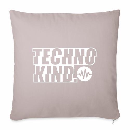 Techno Kind V2 - Sofakissenbezug 44 x 44 cm