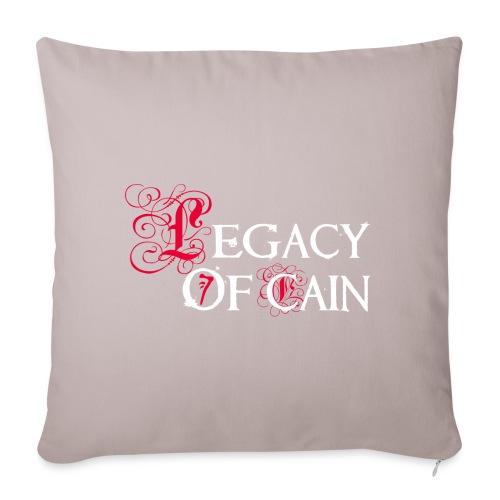Legacy of Cain - Copricuscino per divano, 45 x 45 cm