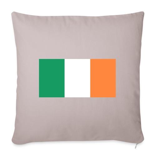 Bandera de Irlanda - Funda de cojín, 45 x 45 cm