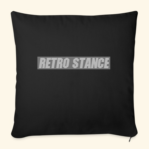 Retro Stance - Sofa pillowcase 17,3'' x 17,3'' (45 x 45 cm)