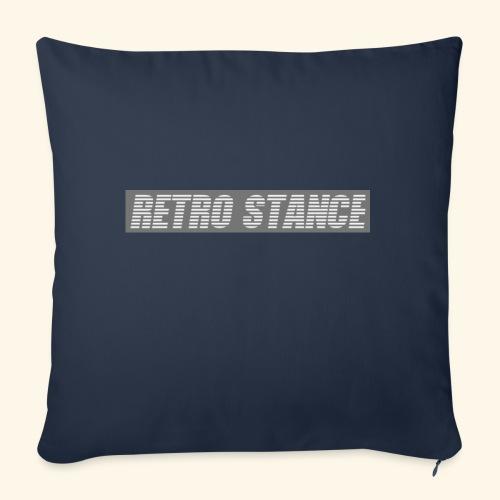 Retro Stance - Sofa pillowcase 17,3'' x 17,3'' (45 x 45 cm)