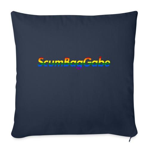ScumBagGabe Multi Logo XL - Sofa pillowcase 17,3'' x 17,3'' (45 x 45 cm)