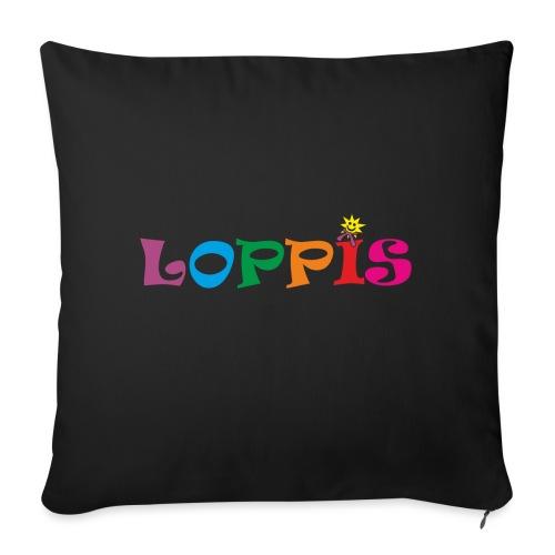 Loppis - Soffkuddsöverdrag, 45 x 45 cm