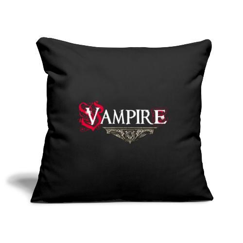 Vampire - Copricuscino per divano, 45 x 45 cm