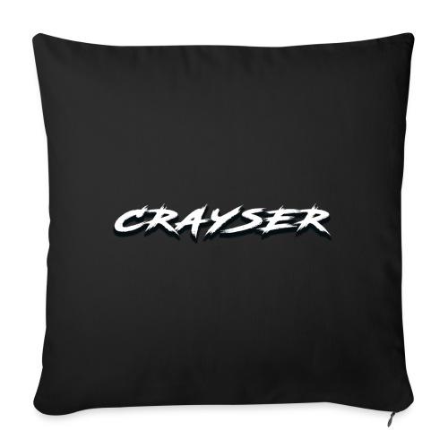 Crayser - Sofakissenbezug 44 x 44 cm