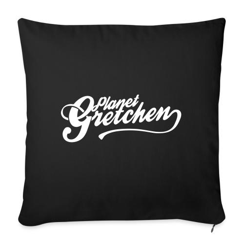 Planet Gretchen - Soffkuddsöverdrag, 45 x 45 cm