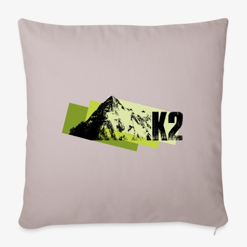 K2 - Sofa pillowcase 17,3'' x 17,3'' (45 x 45 cm)