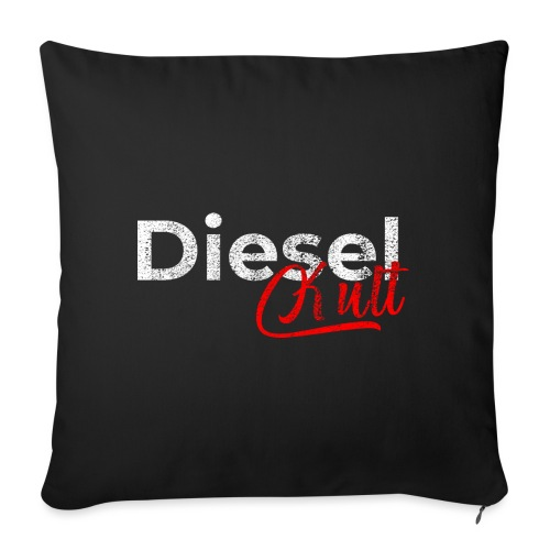 Dieselkult by Dieselholics I Für Diesel Freunde - Sofakissenbezug 44 x 44 cm