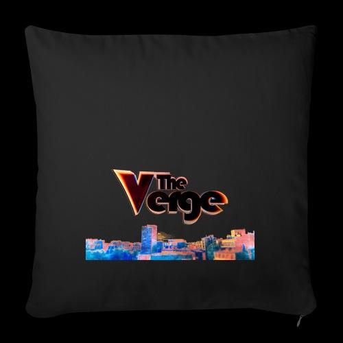 The Verge Gob. - Housse de coussin décorative 45x 45cm