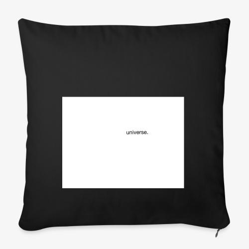 UNIVERSE BRAND SPONSOR - Copricuscino per divano, 45 x 45 cm