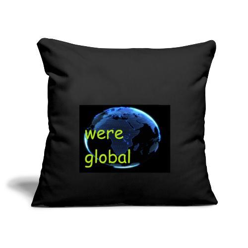 Were Global - Sohvatyynyn päällinen 45 x 45 cm