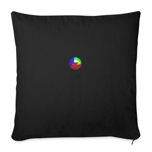 Ivan plays - Sofa pillowcase 17,3'' x 17,3'' (45 x 45 cm)