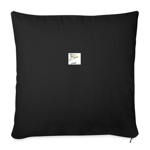 JOMB - Housse de coussin décorative 45x 45cm