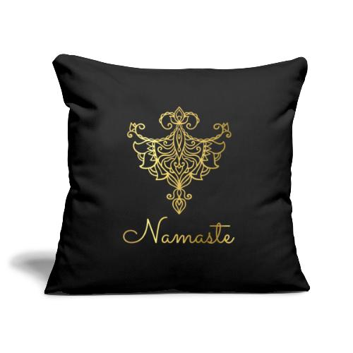 Namaste Collection - Sofa pillowcase 17,3'' x 17,3'' (45 x 45 cm)