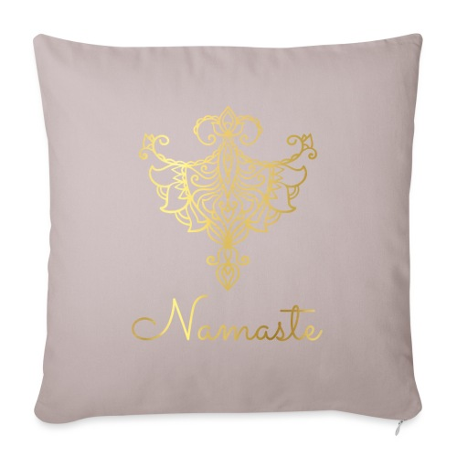 Namaste Collection - Sofa pillowcase 17,3'' x 17,3'' (45 x 45 cm)