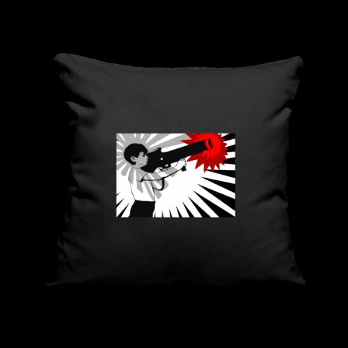 Peace Please - Sofa pillowcase 17,3'' x 17,3'' (45 x 45 cm)