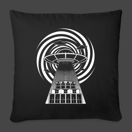 Alien Tekno 23 UFO frameless - Copricuscino per divano, 45 x 45 cm