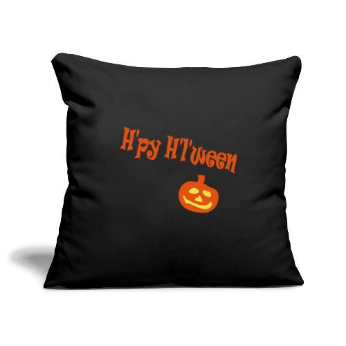 Happy Halloween - Sofakissenbezug 44 x 44 cm
