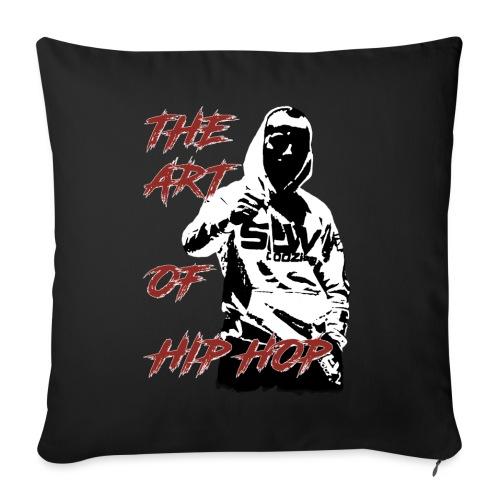 The art of hip hop - Poszewka na poduszkę 45 x 45 cm
