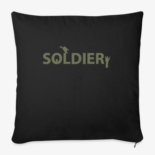 Soldier Series - Sofa pillowcase 17,3'' x 17,3'' (45 x 45 cm)