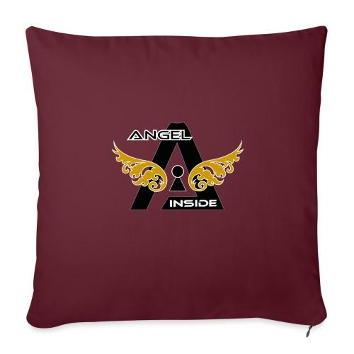 ANGEL INSIDE2-01 - Copricuscino per divano, 45 x 45 cm