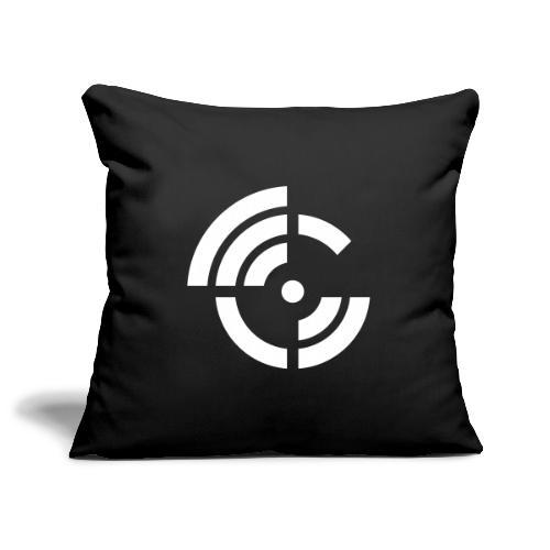 electroradio.fm logo - Sofakissenbezug 44 x 44 cm