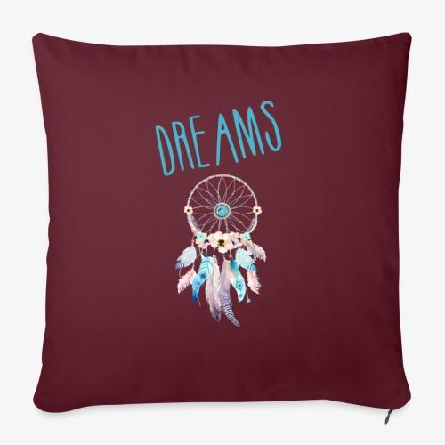 Dreams - Copricuscino per divano, 45 x 45 cm