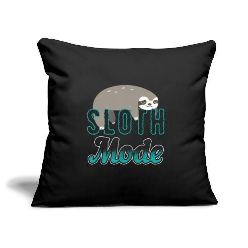 Sloth Mode Tired AF Running Shirt - Sofakissenbezug 44 x 44 cm