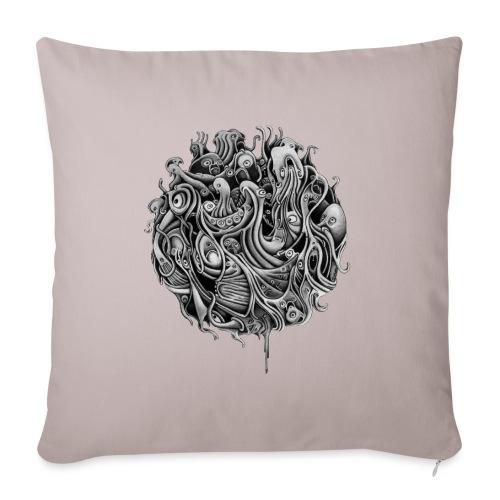 Sphere 2 - Sofa pillowcase 17,3'' x 17,3'' (45 x 45 cm)