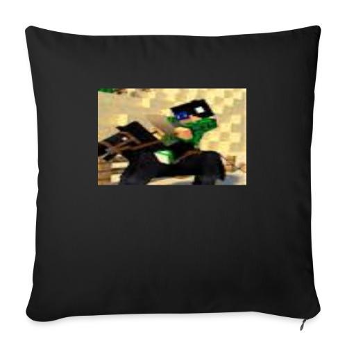 me jpg - Sofa pillowcase 17,3'' x 17,3'' (45 x 45 cm)