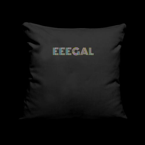 Egal EEEGAL Schlager Meme Musik Song - Sofakissenbezug 44 x 44 cm