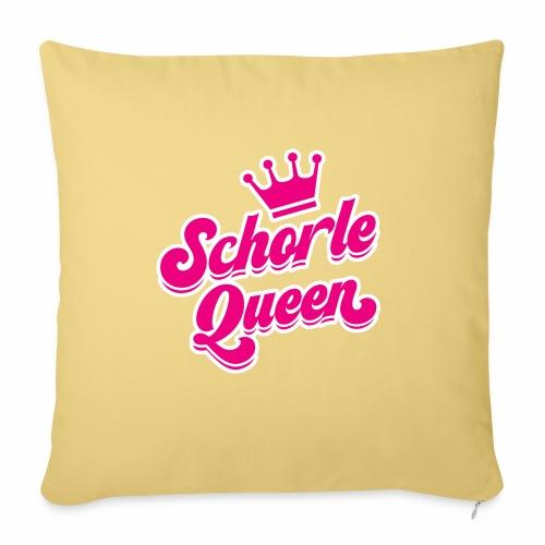 Schorle Queen - Sofakissenbezug 44 x 44 cm