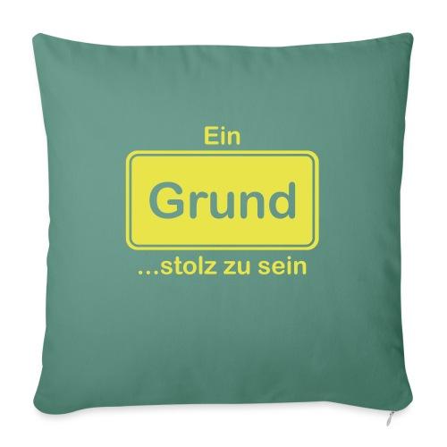 Grund_Shirts - Sofakissenbezug 44 x 44 cm