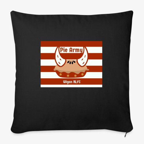 Pie Army - Sofa pillowcase 17,3'' x 17,3'' (45 x 45 cm)