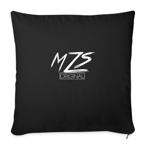 MrZombieSpecialist Merch - Sofa pillowcase 17,3'' x 17,3'' (45 x 45 cm)