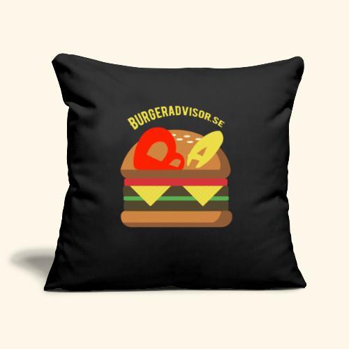 BA logolink200dpi - Sofa pillowcase 17,3'' x 17,3'' (45 x 45 cm)