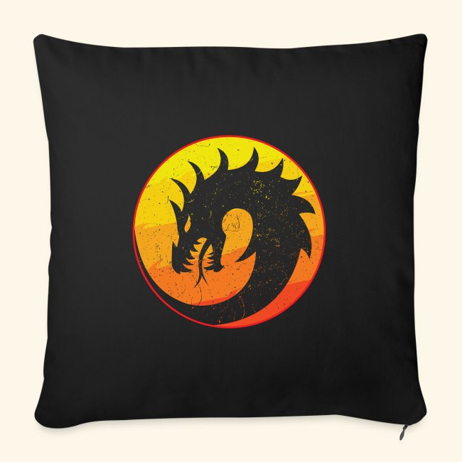 Flaming Dragon Retro