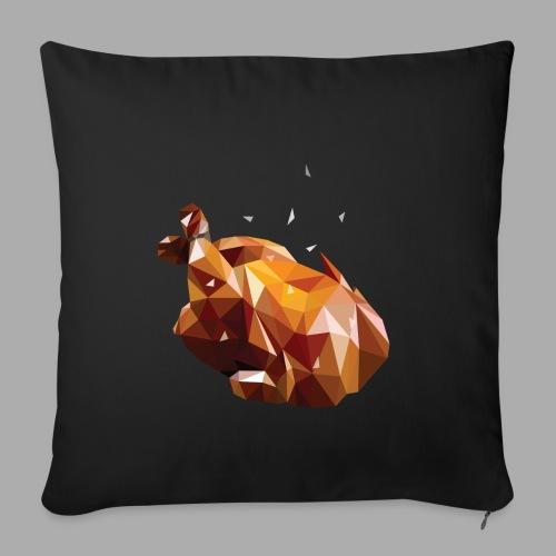 Turkey polyart - Sofa pillowcase 17,3'' x 17,3'' (45 x 45 cm)