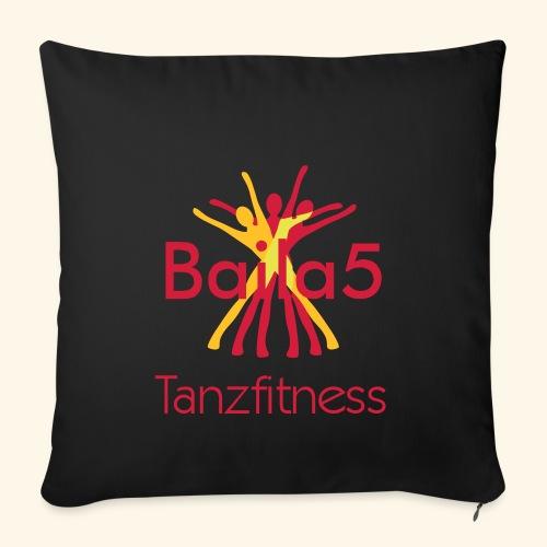 Baila5 Tanzfitness - Sofakissenbezug 44 x 44 cm