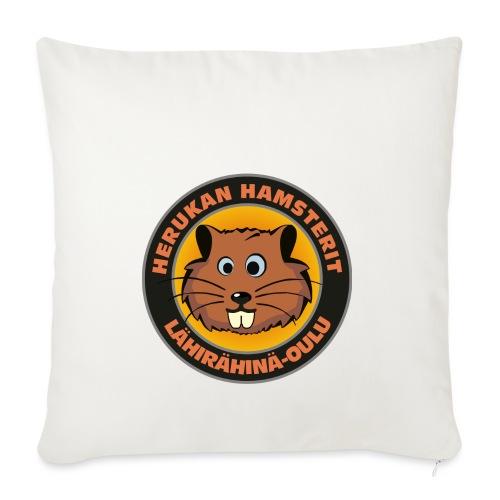 Herukan Hamsterit - Sohvatyynyn päällinen 45 x 45 cm