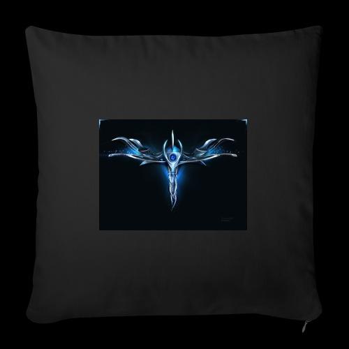 Dragon heart - Sofa pillowcase 17,3'' x 17,3'' (45 x 45 cm)