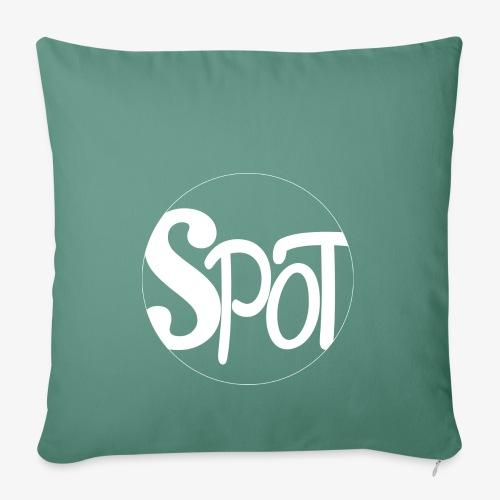 spotCircle WB - Sofa pillowcase 17,3'' x 17,3'' (45 x 45 cm)