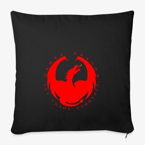 GamerDragon - Sofa pillowcase 17,3'' x 17,3'' (45 x 45 cm)