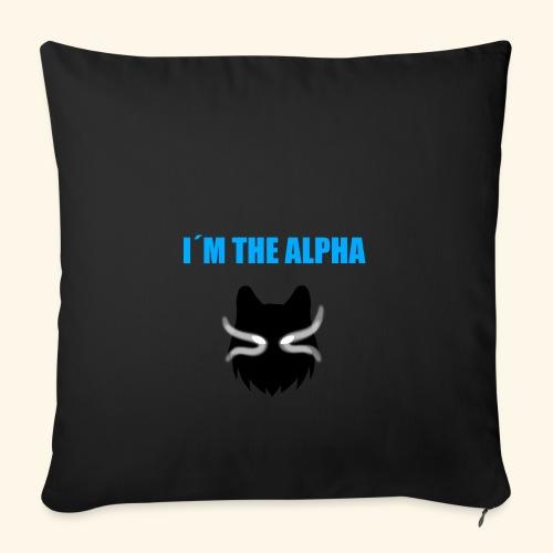 im the alpha - Sohvatyynyn päällinen 45 x 45 cm